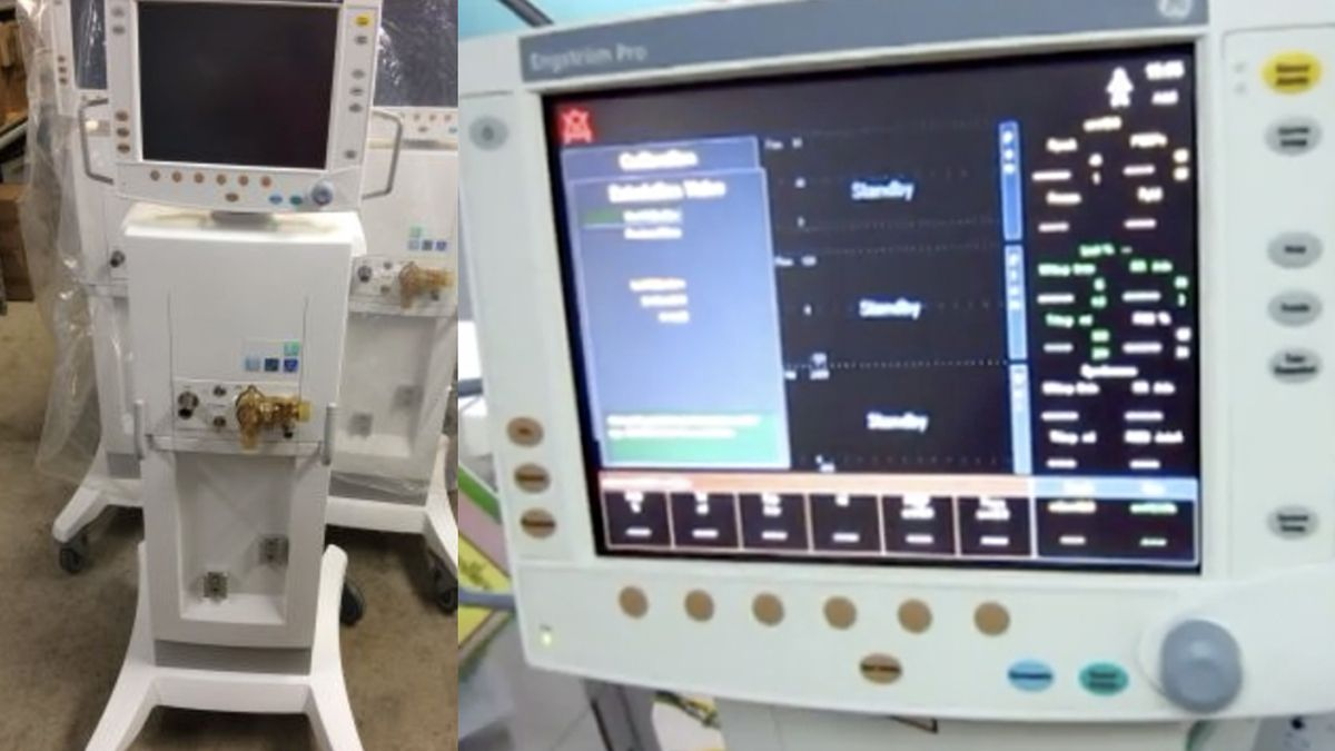 Por la falta de respiradores, estudian el proceso de respiración anal