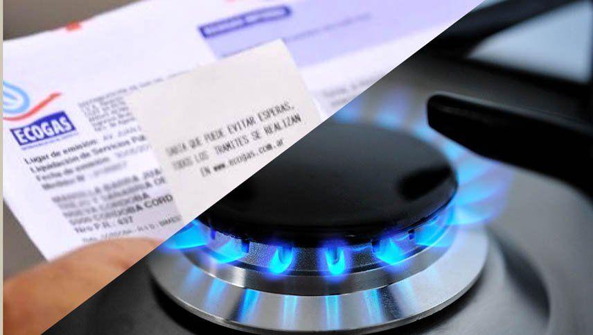 Se aprobó el nuevo cuadro tarifario del gas con un incremento del 26%