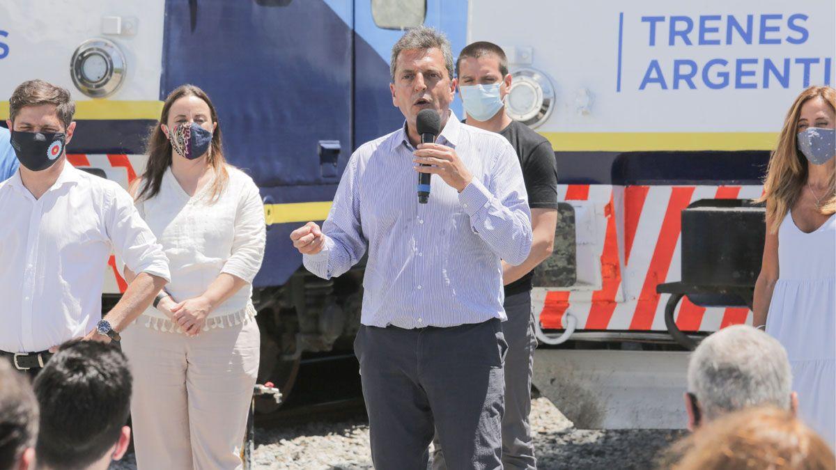 La vuelta del tren a Pinamar es una demostración clara y contundente de que el Gobierno nacional quiere hacer federalismo real