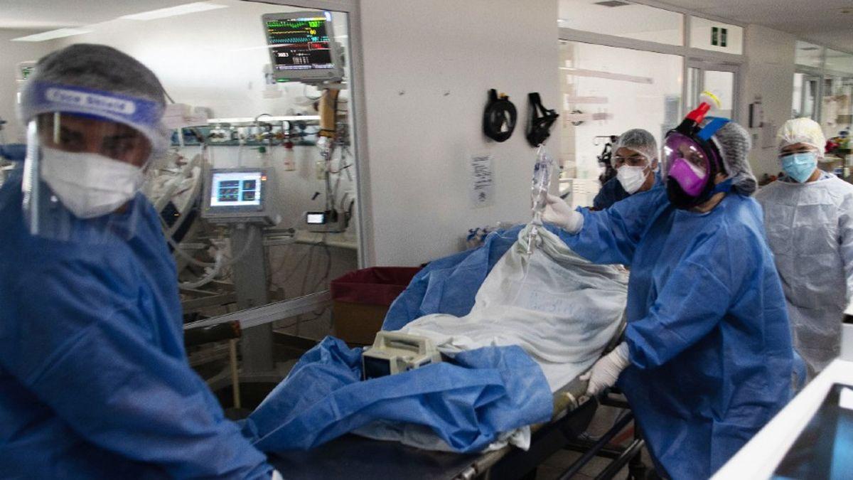 No baja la cantidad de muertos por Covid en Mendoza. Este lunes hubo 25