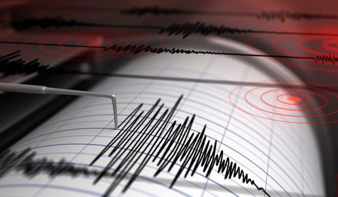 Fuerte temblor en Mendoza