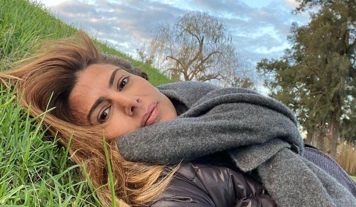 Juliana Awada fue furor por su foto con Macri