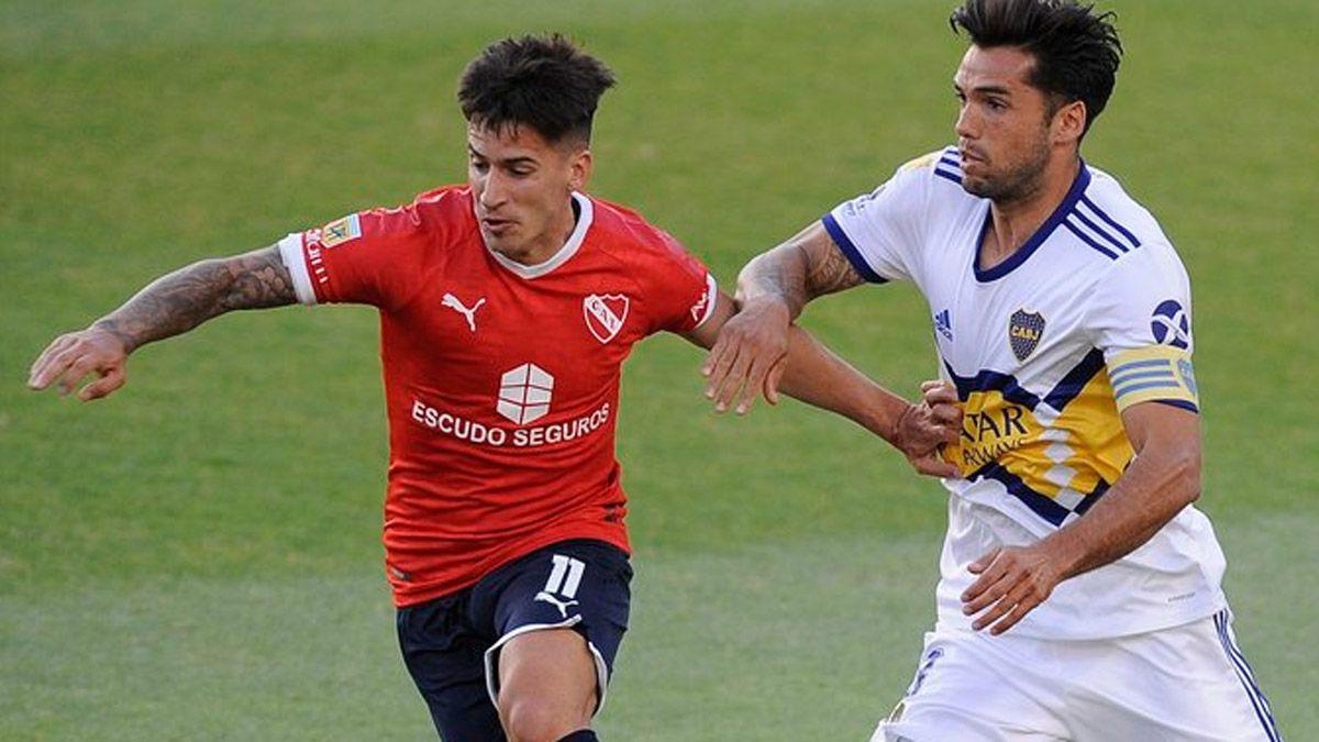 Boca visitará a Independiente en Avellaneda