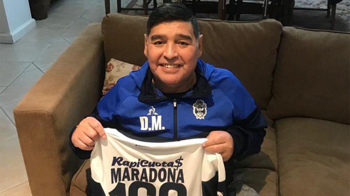 Lo de Maradona fue una especie de suicidio