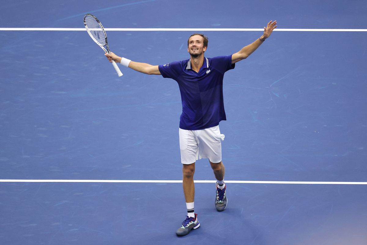 Daniil Medvedev rompió el sueño de Novak Djokovic y se coronó en el US Open.