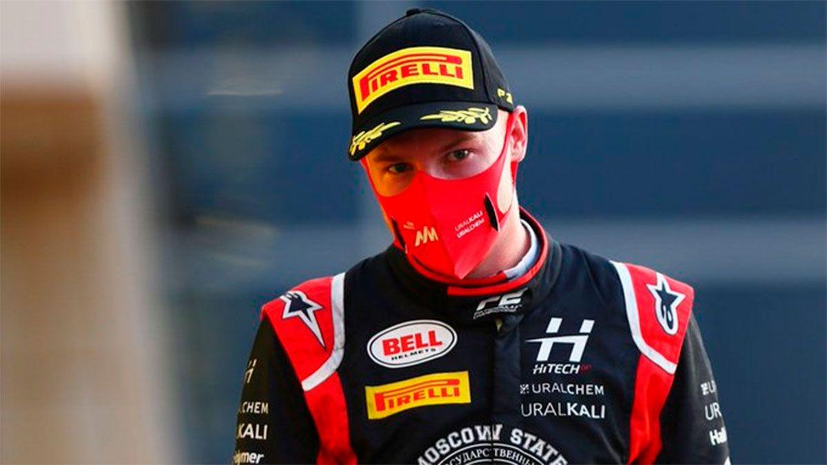 Nikita Mazepin podría ser separado de la Fórmula 1 por acoso