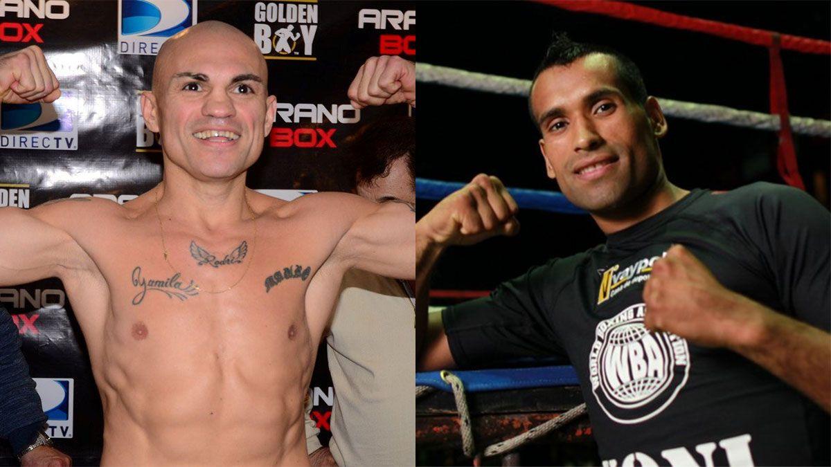 Cuál es la fecha del combate Jonathan Barros-La Hiena Barrios