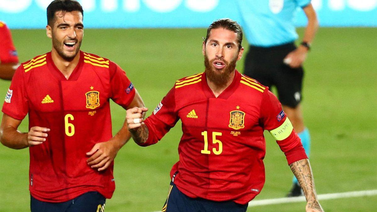 Sergio Ramos batió el récord de Daniel Passarella