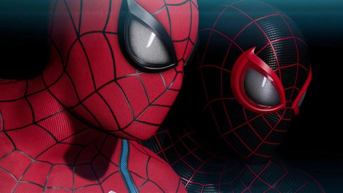 SpiderMan 2 para PS5 estará disponible recién en el 2023.