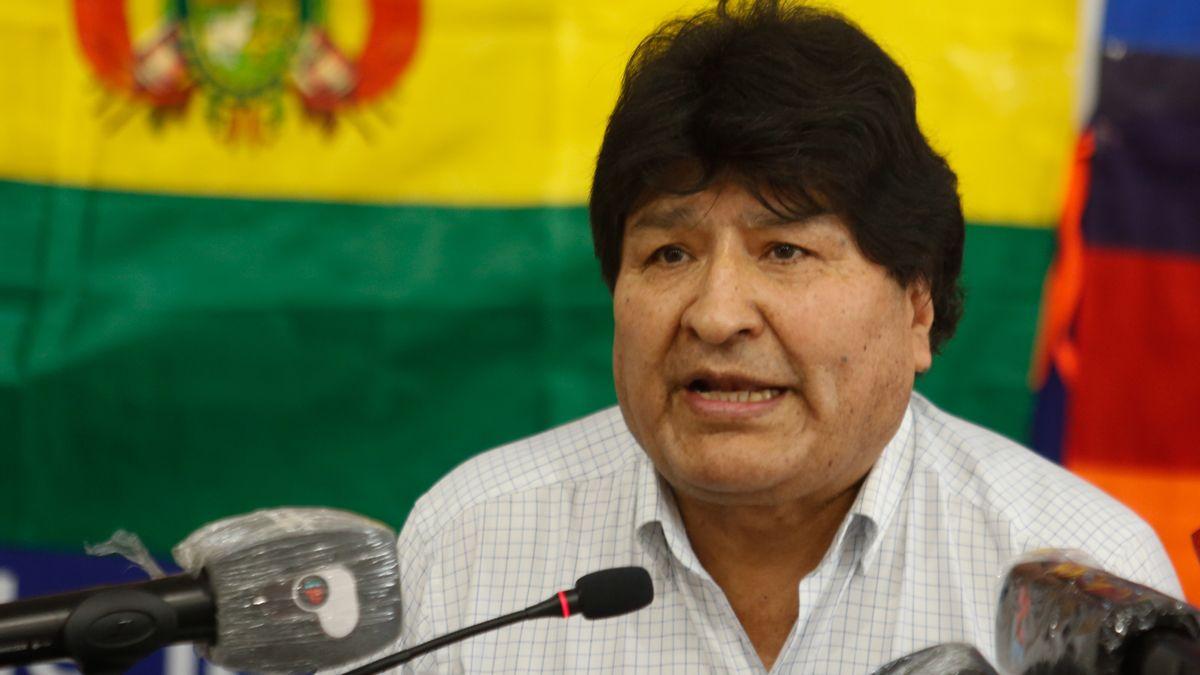 Evo Morales reside en Buenos Aires. Espea volver a Bolivia tras estas elecciones.