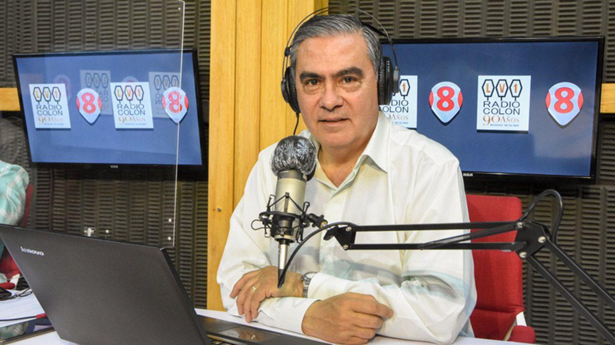 Guillermo Juárez conduce Primera Edición de Noticias