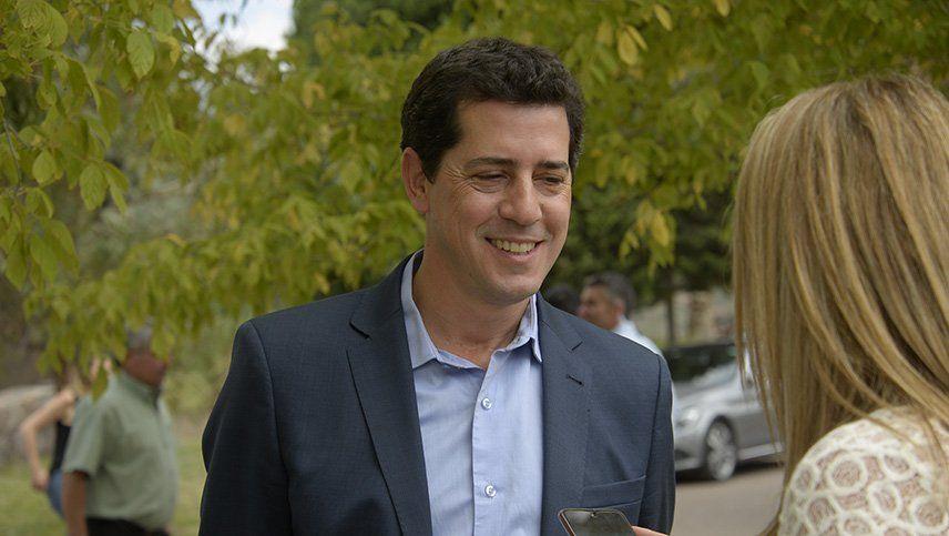 El rol clave que tuvo Wado De Pedro en el acuerdo de Mendoza con el Banco Nación