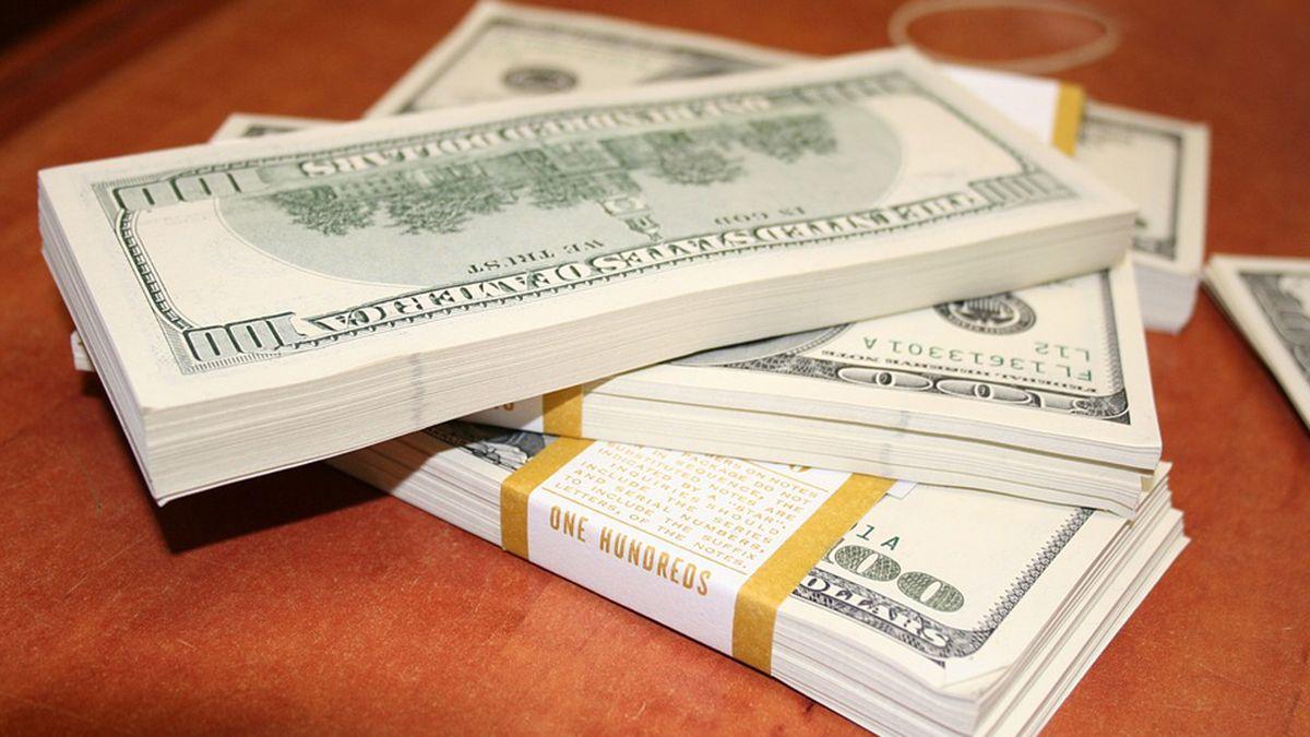 El dólar blue no deja de aumentar.