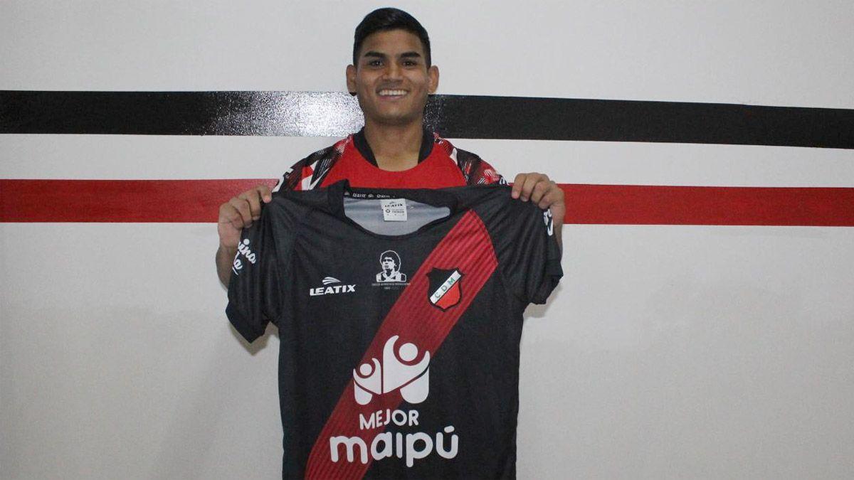 El Deportivo Maipú se arma fuerte para la Primera Nacional