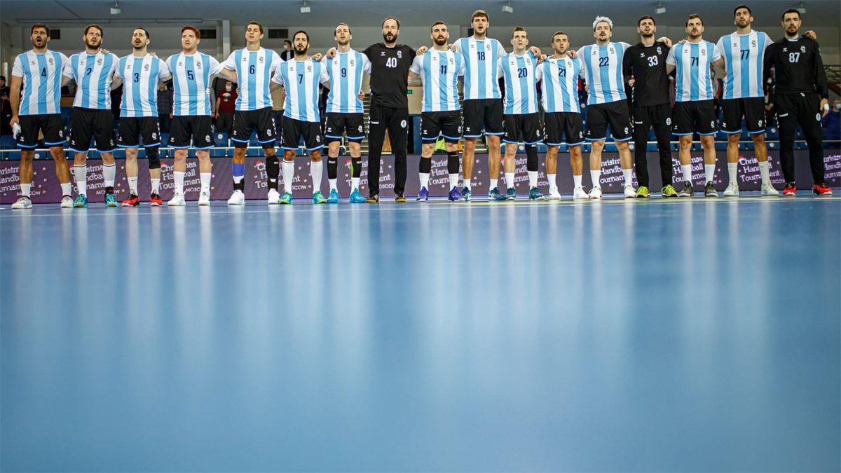 Empezó el Mundial de handball y los Gladiadores irán por TV