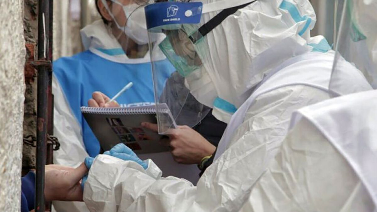 Ladrones se hicieron pasar por enfermeros hisopadores. Foto Ilustrativa.