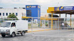 Zannini pidió la intervención del Correo Argentino por irregularidades
