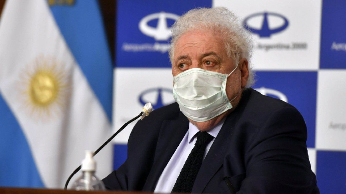 González García: En marzo podremos tener la vacuna del coronavirus.