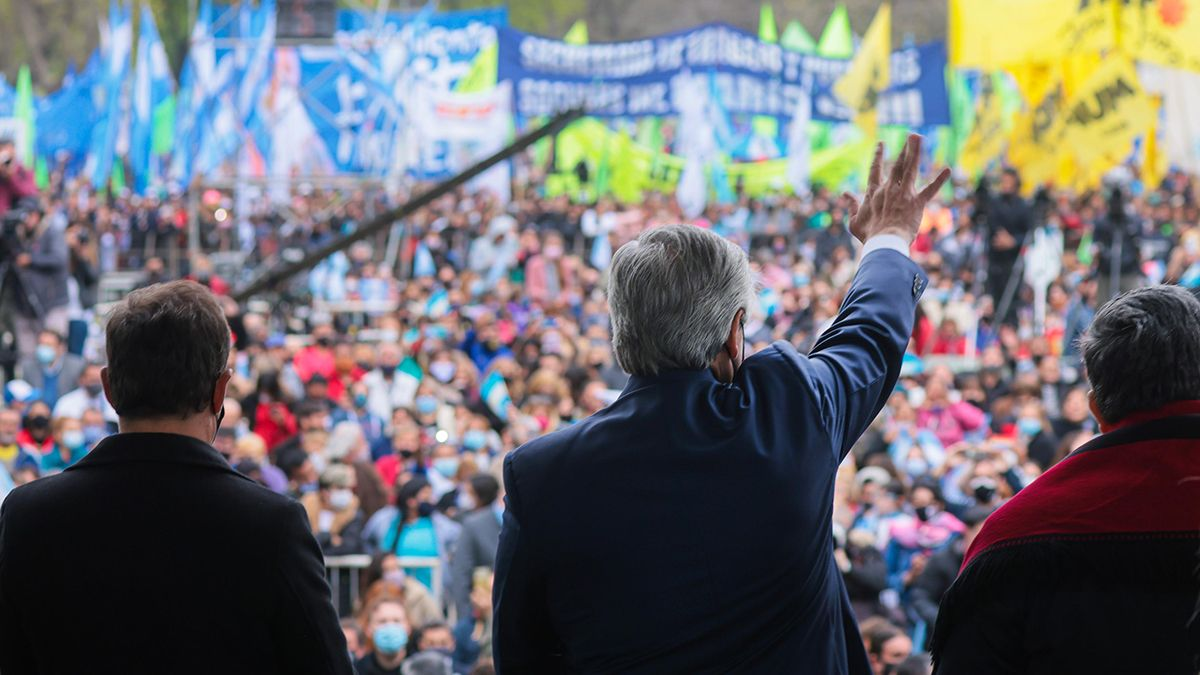 Alberto Fernández afirmó que el Gobierno recibió el mensaje de la gente por el resultado de las elecciones PASO 2021.