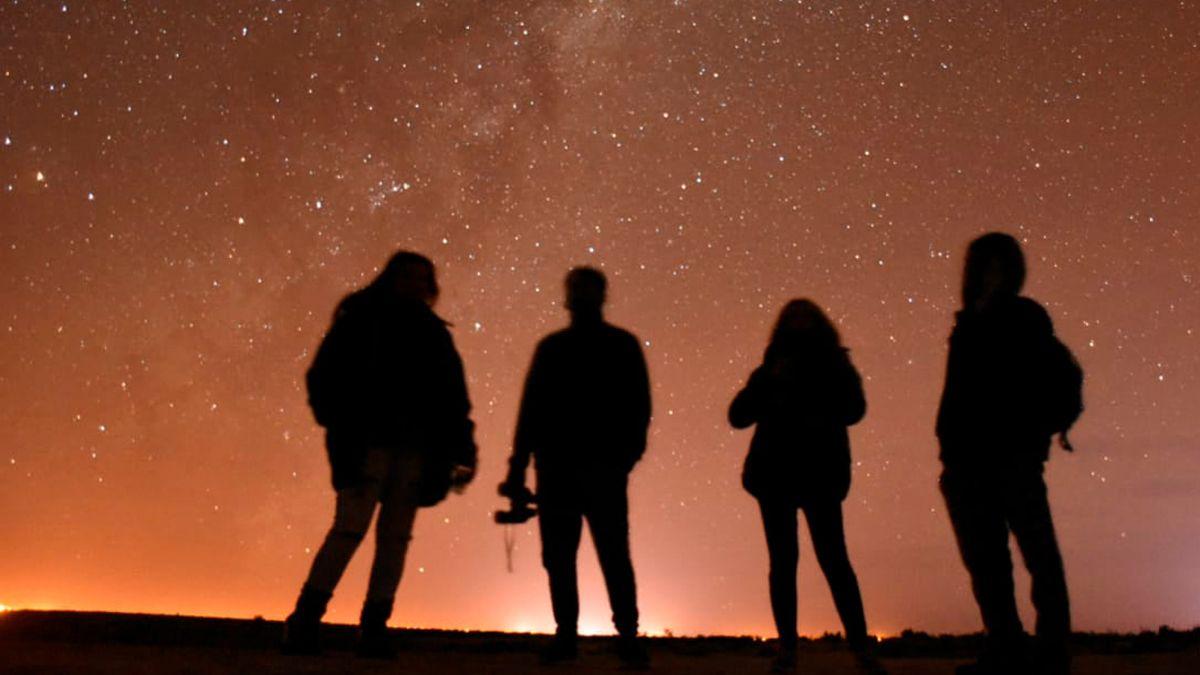 Harán un encuentro de astroturismo en un lugar histórico de La Paz: La estación ferroviaria Maquinista Levet