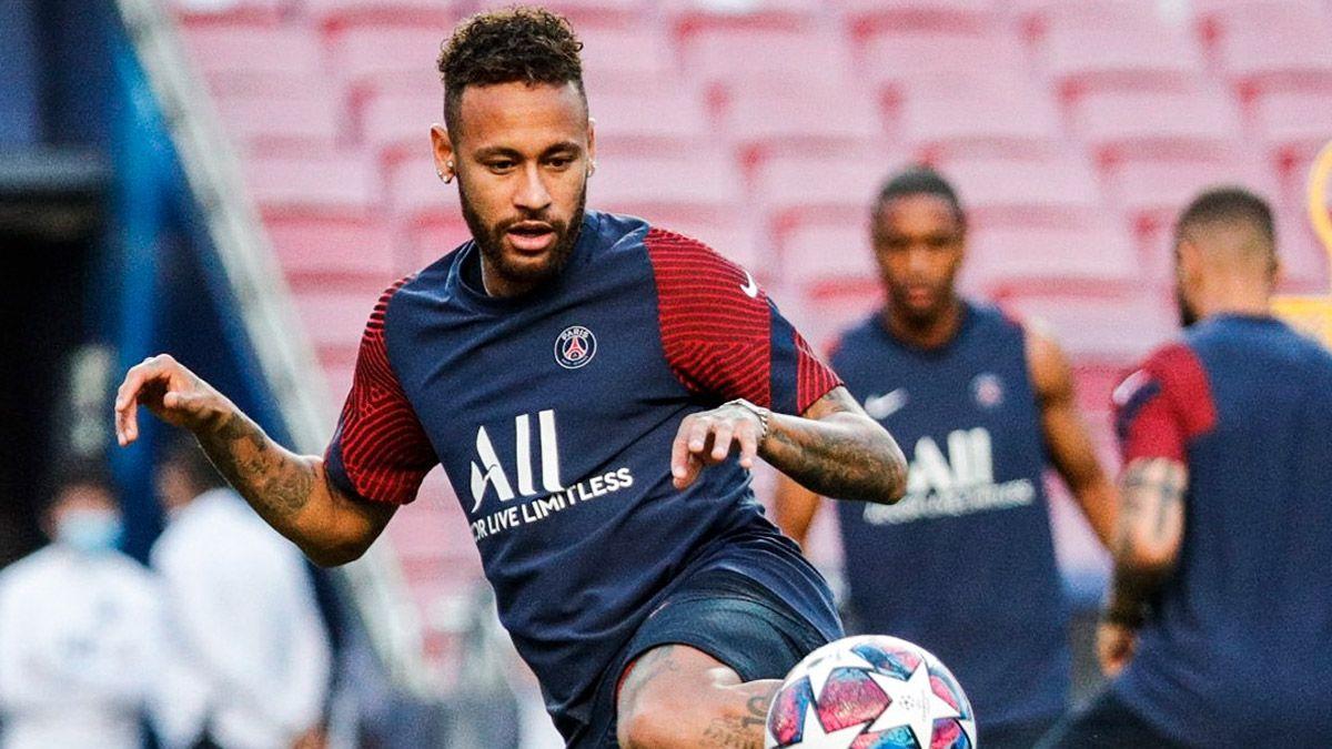 Neymar sorprendió con una declaración y es noticia mundial