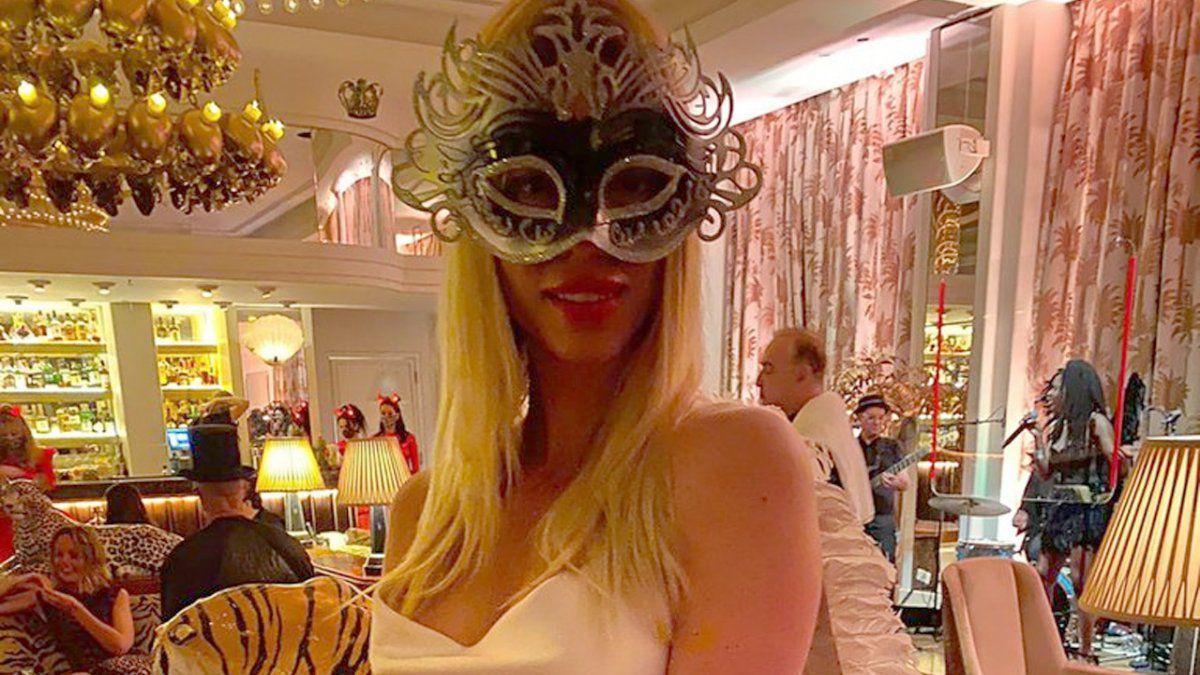 La versión de Nicole Neumann sobre su megafiesta de 40 en Miami