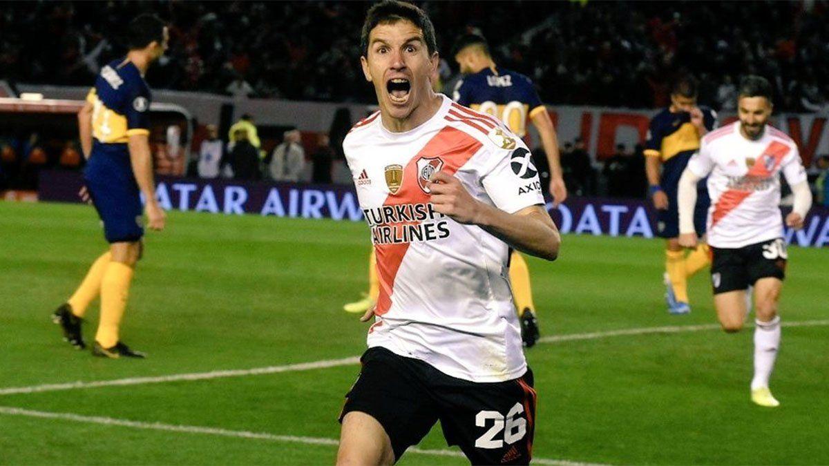 River negocia la transferencia de Nacho Fernández al Mineiro
