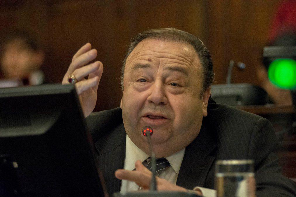 El senador provincia