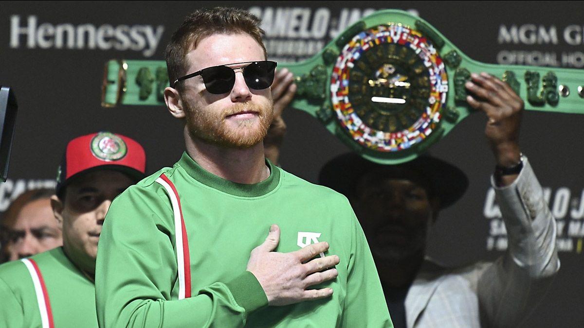 Canelo Álvarez, con pleito confirmado por el título mundial