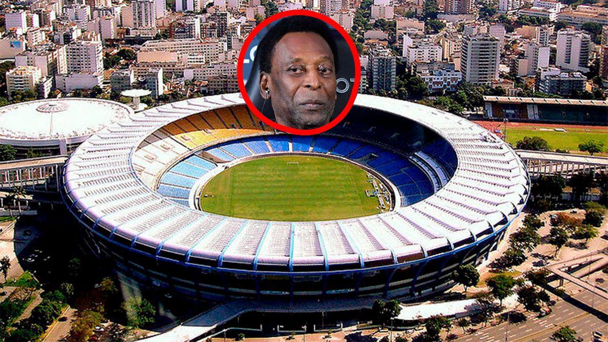 El estadio Maracaná no cambiará su nombre por O Rei Pele