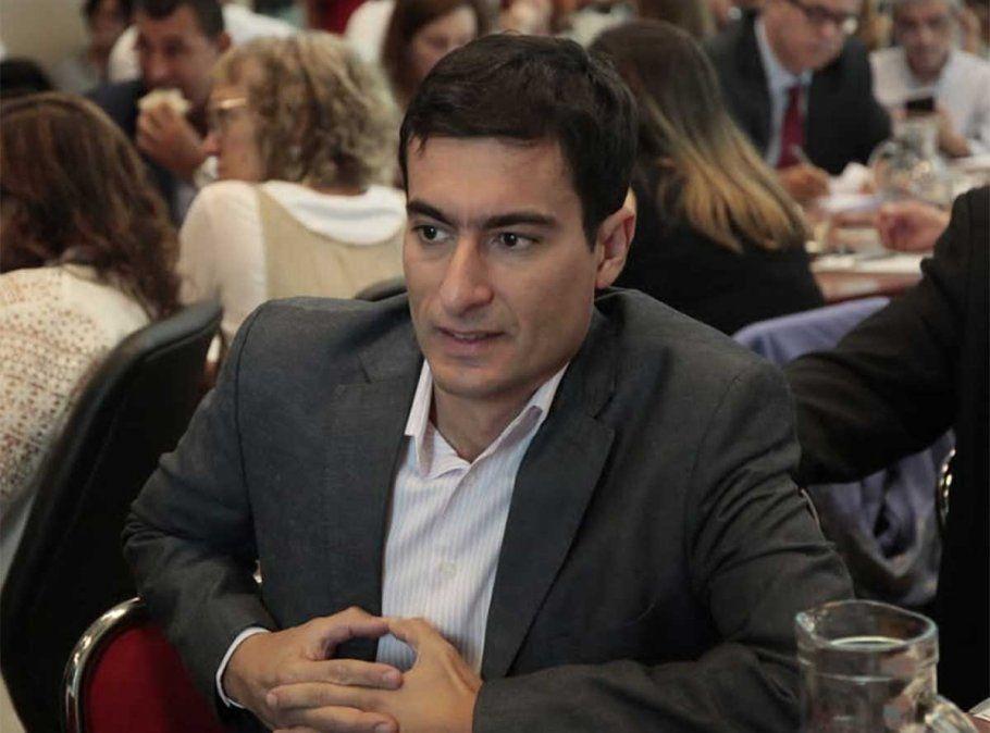 Federico Zamarbide es uno de los diputados de Juntos por el Cambio que proponen ampliar los beneficios del proyecto que modifica el impuesto a las Ganancias que fue impulsado por el oficialismo.