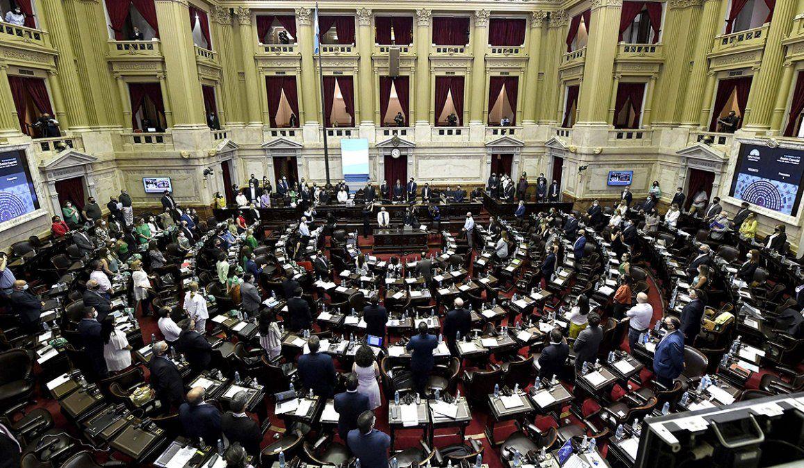 La Cámara de Diputados trata el proyecto de ley de Interrupción Voluntaria del Embarazo