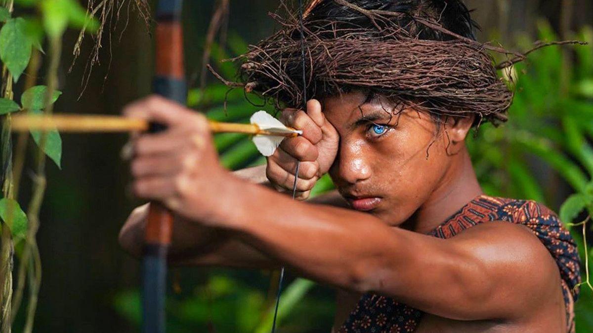 Familias de una tribu de Indonesia padecen el síndrome de Waardenburg