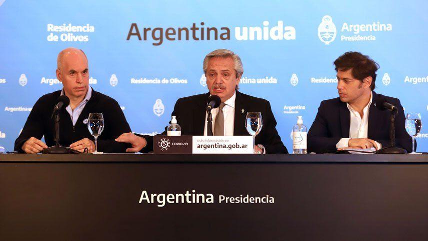 Fernández destacó el éxito de la cuarentena y anunció que seguirá hasta el 7 de junio
