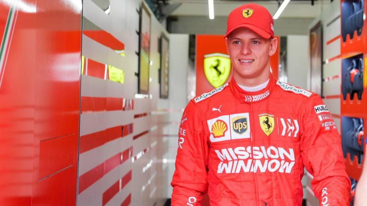 Mick Schumacher se acerca a la Fórmula 1