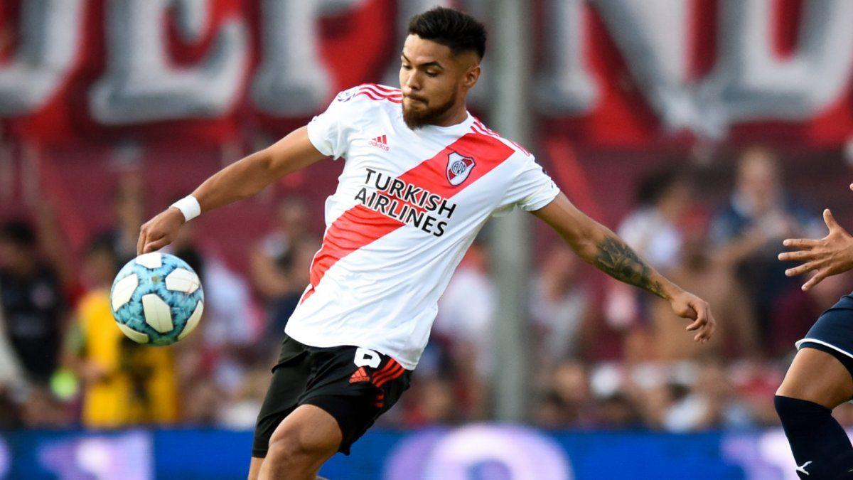 Gallardo tendrá a Paulo Díaz cuando arranquen los trabajos con pelota