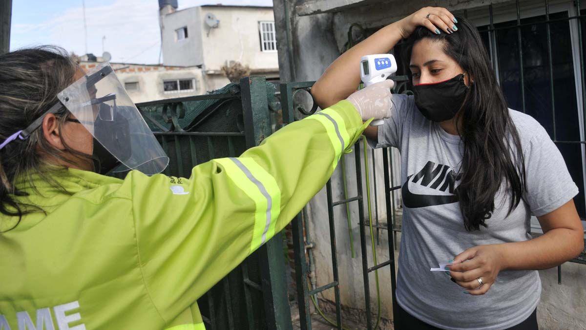Coronavirus en Argentina: ya son 34.183 los muertos en el país.