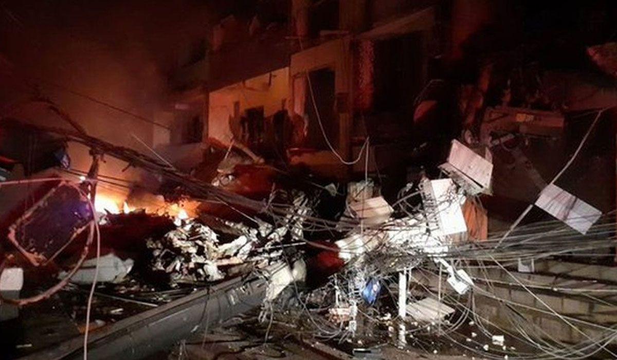 Una niña de 3 años murió asfixiada al derrumbarse un edificio en Río de Janeiro
