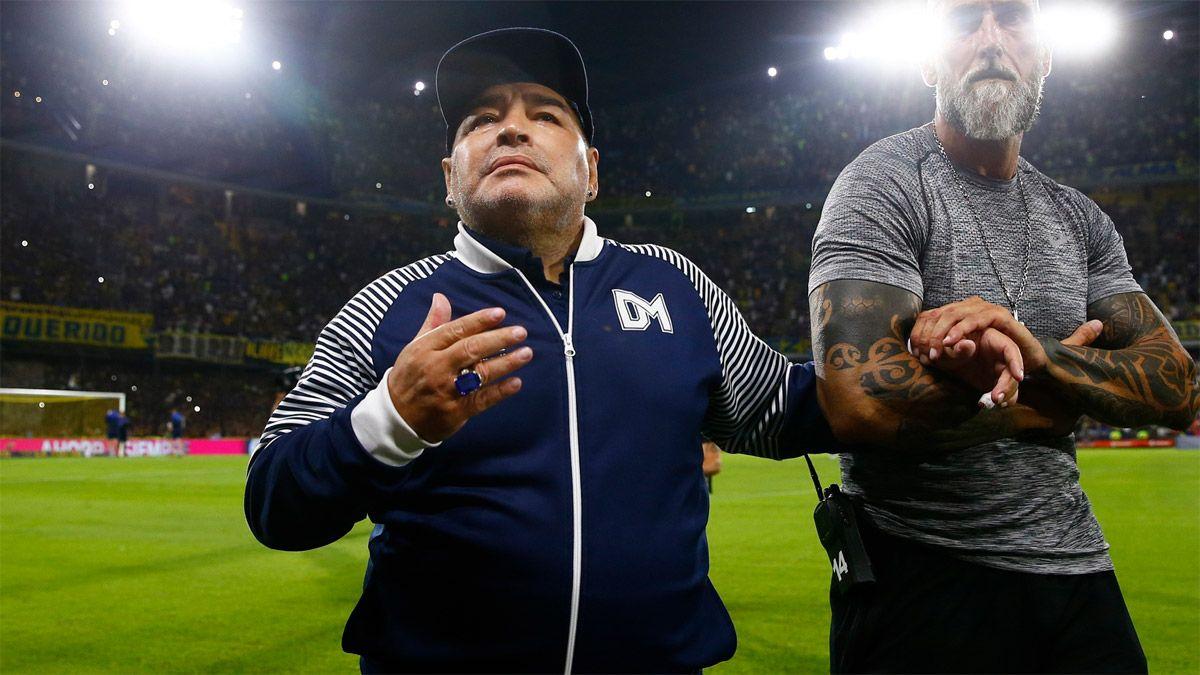 Así fue el diagnóstico y cronología final de Maradona