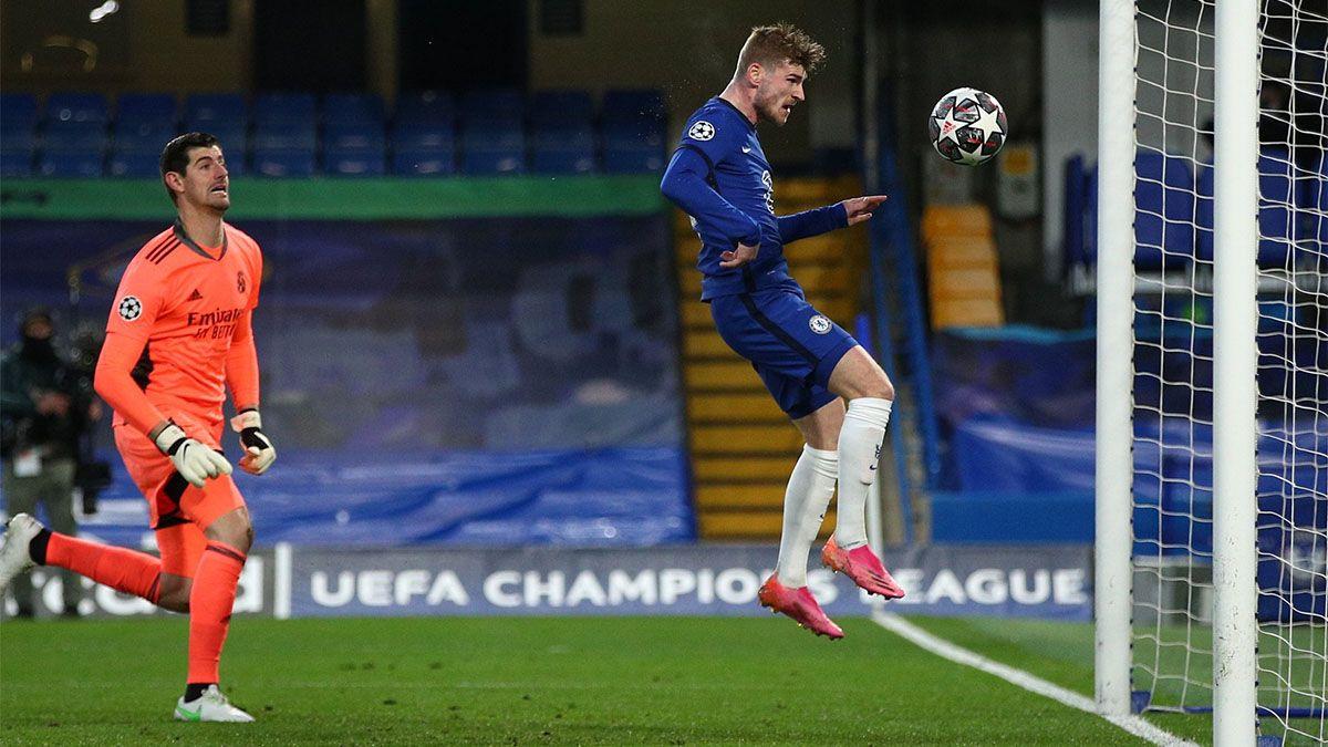 Chelsea eliminó al Real Madrid y jugará la final