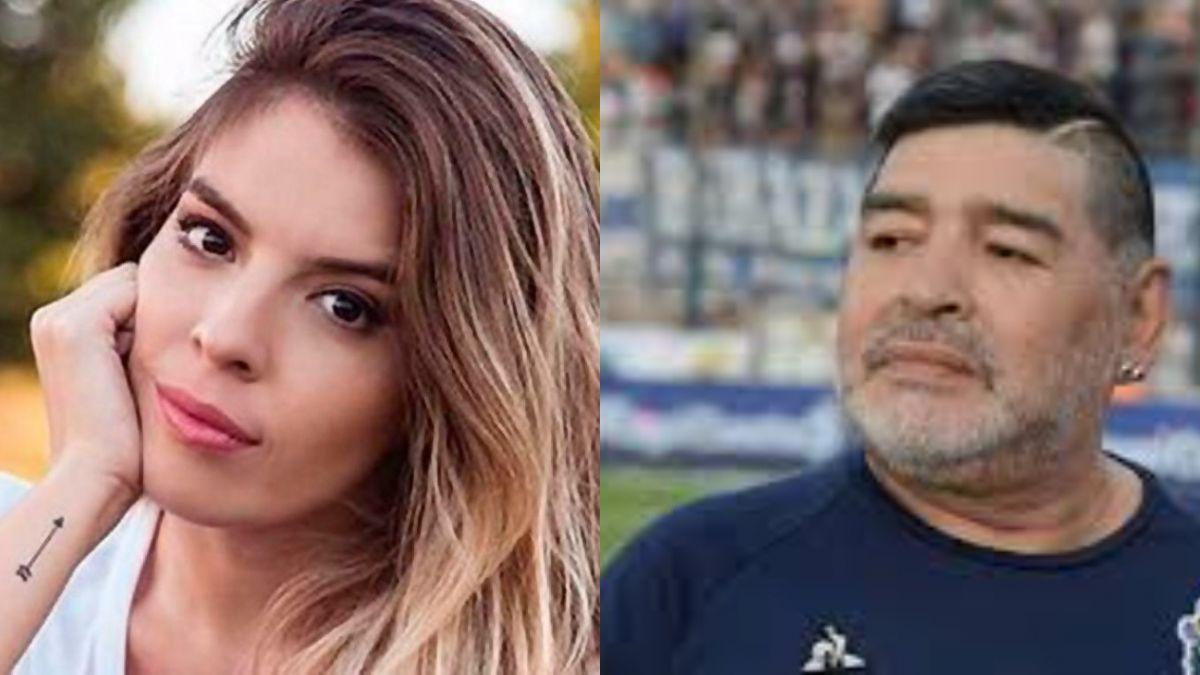 Dalma Maradona desesperada por la salud de su papá: Nadie nos quiere decir nada