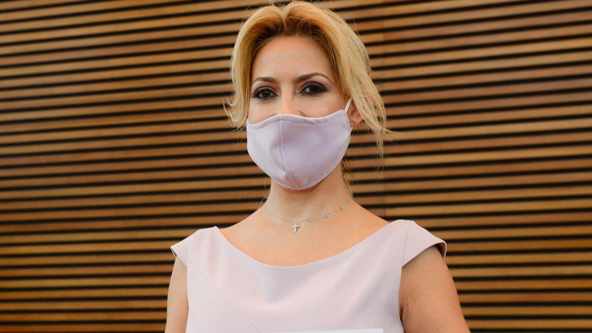 Fabiola Yáñez dijo que realizó un test de coronavirus que dio negativo.