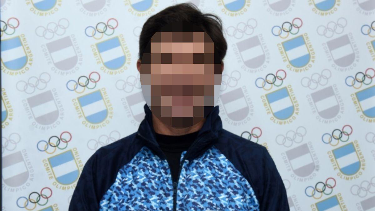 El condenado por abuso sexual fue representante argentino de tiro con arco.