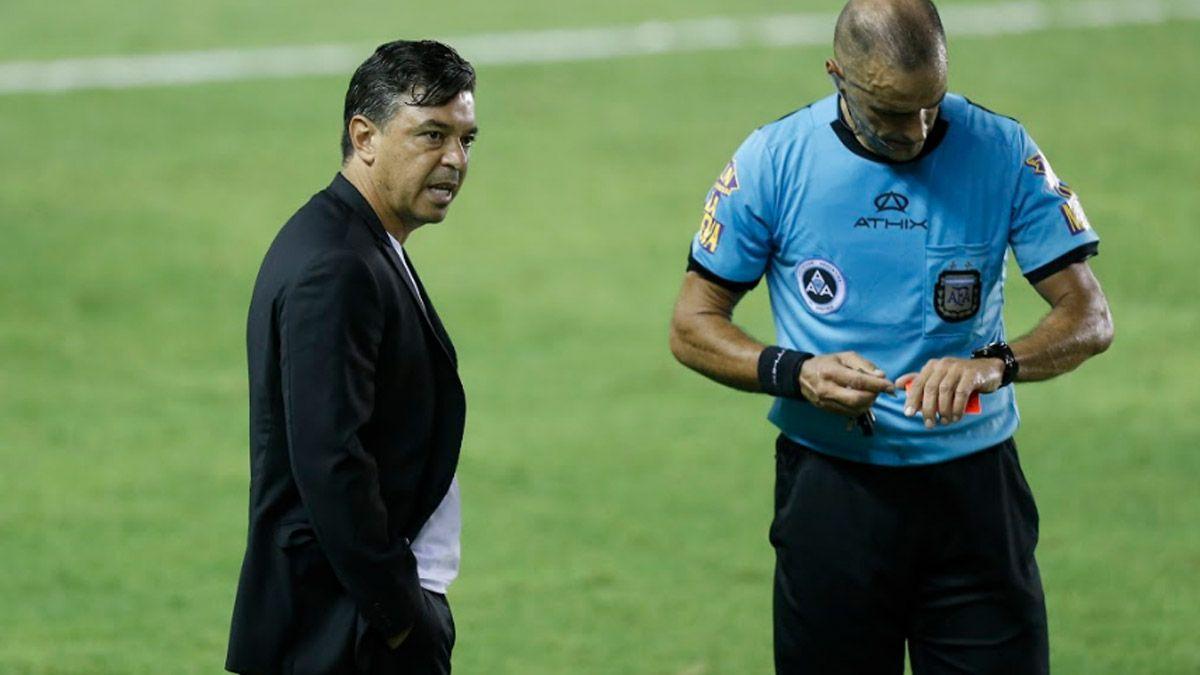River perdió con Independiente y se quedó sin final