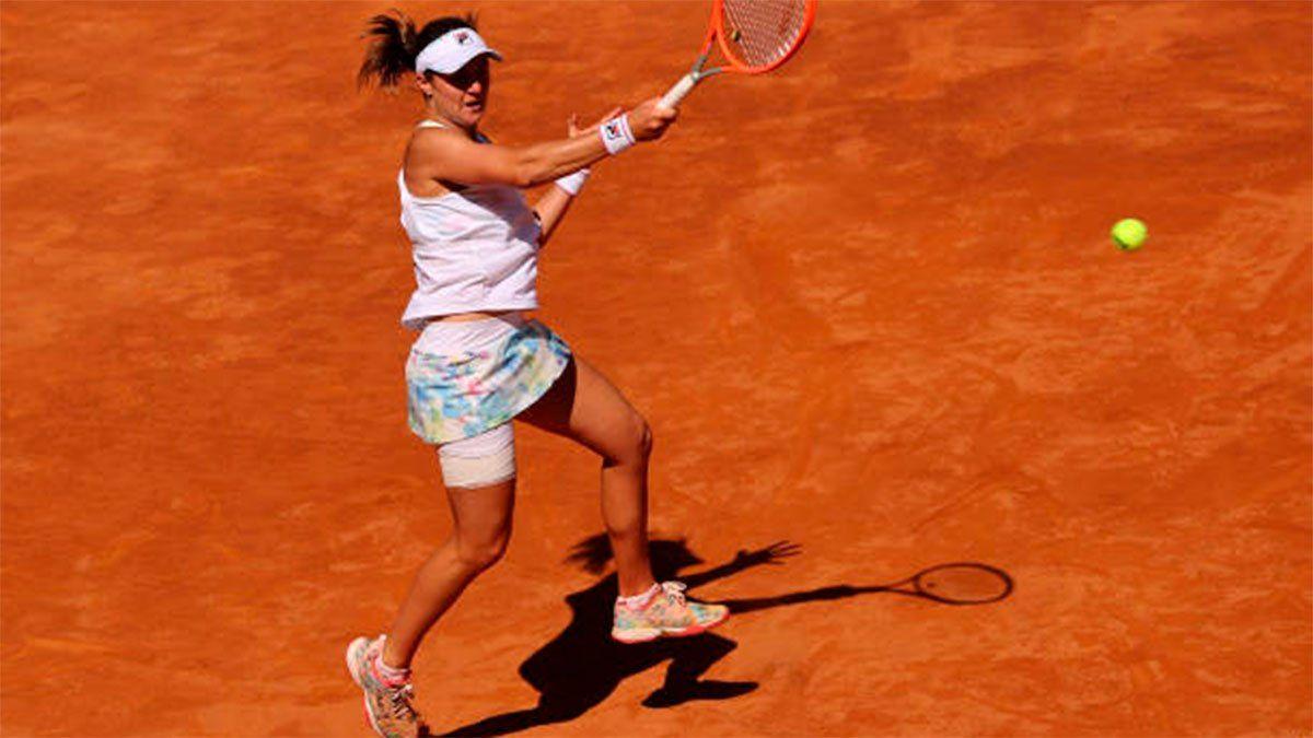 Nadia Podoroska y un histórico triunfo sobre Serena Williams