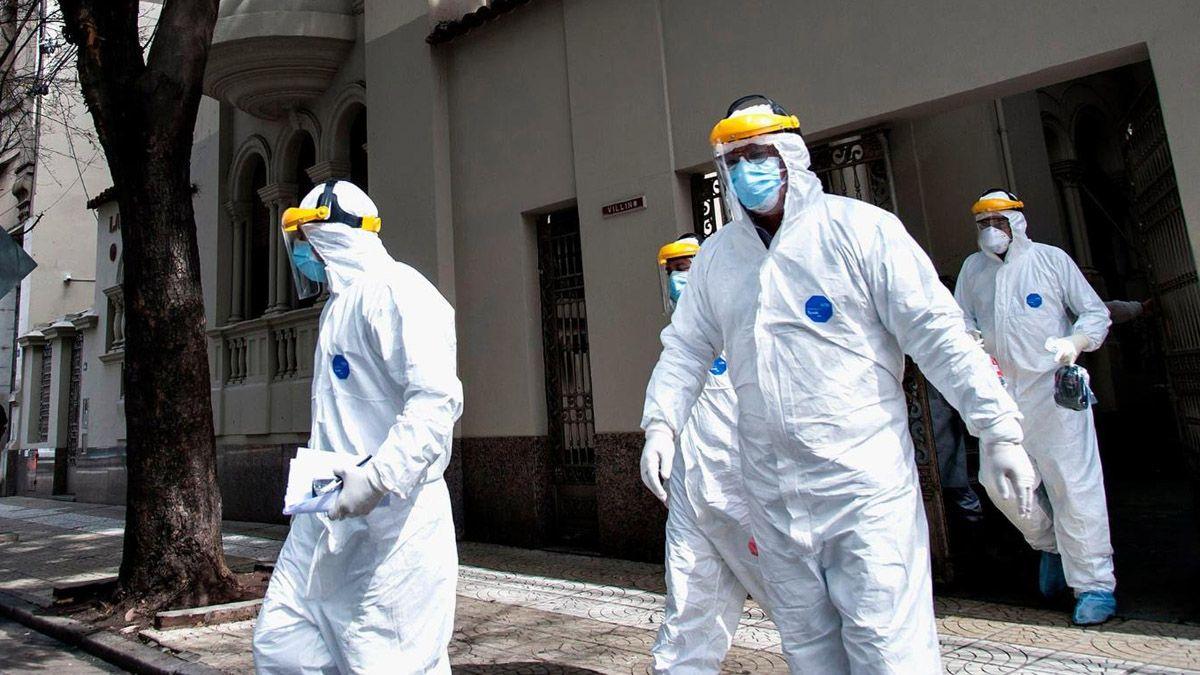 Coronavirus en Argentina: fueron confirmados 7.002 nuevos casos.