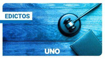 Edicto: Inscripción Martillero - EX-2020-06296825-DPJ#MGTYJ