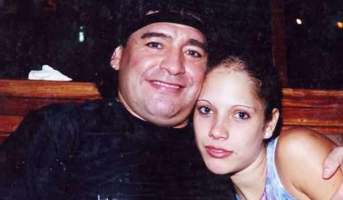 Diego Maradona y Mavys Álvarez vivieron una relación cuando ella tenía 16 años