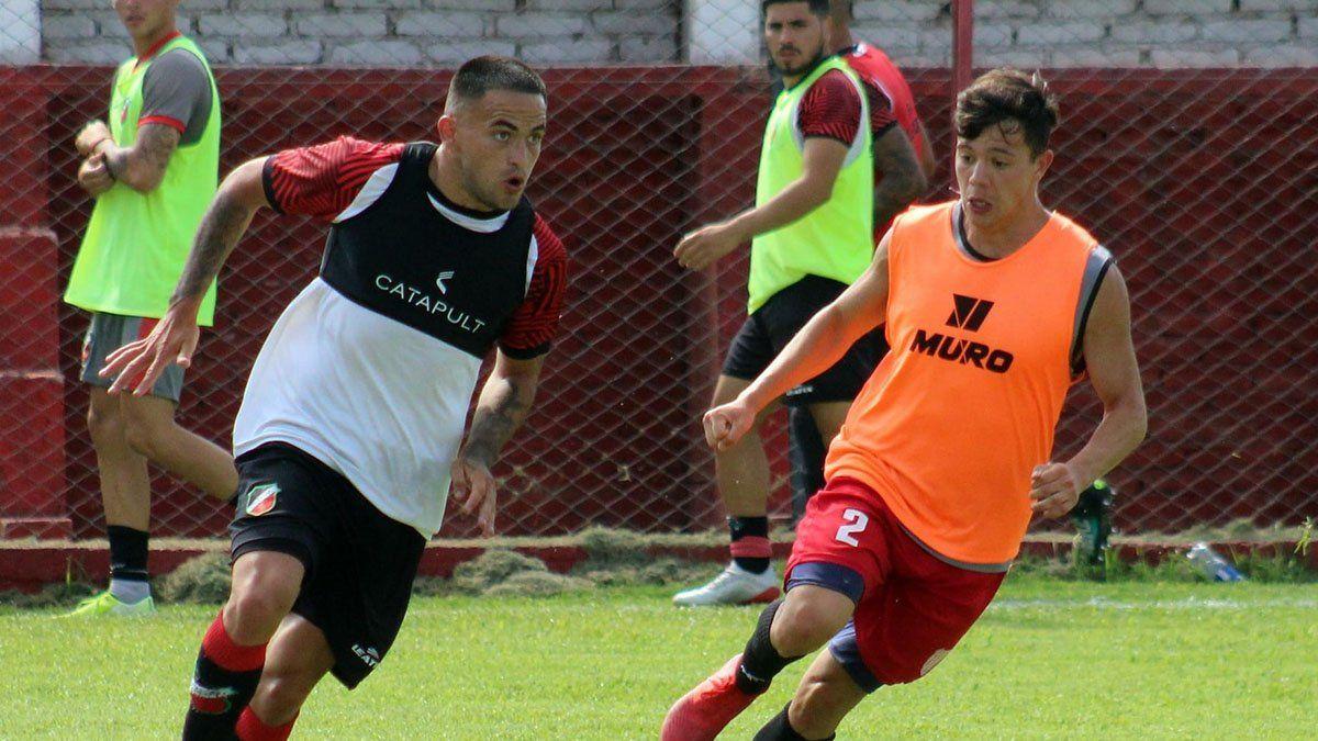 Méndez es un jugador muy importante en el recambio del Cruzado. (Foto: gentileza Prensa Deportivo Maipú).