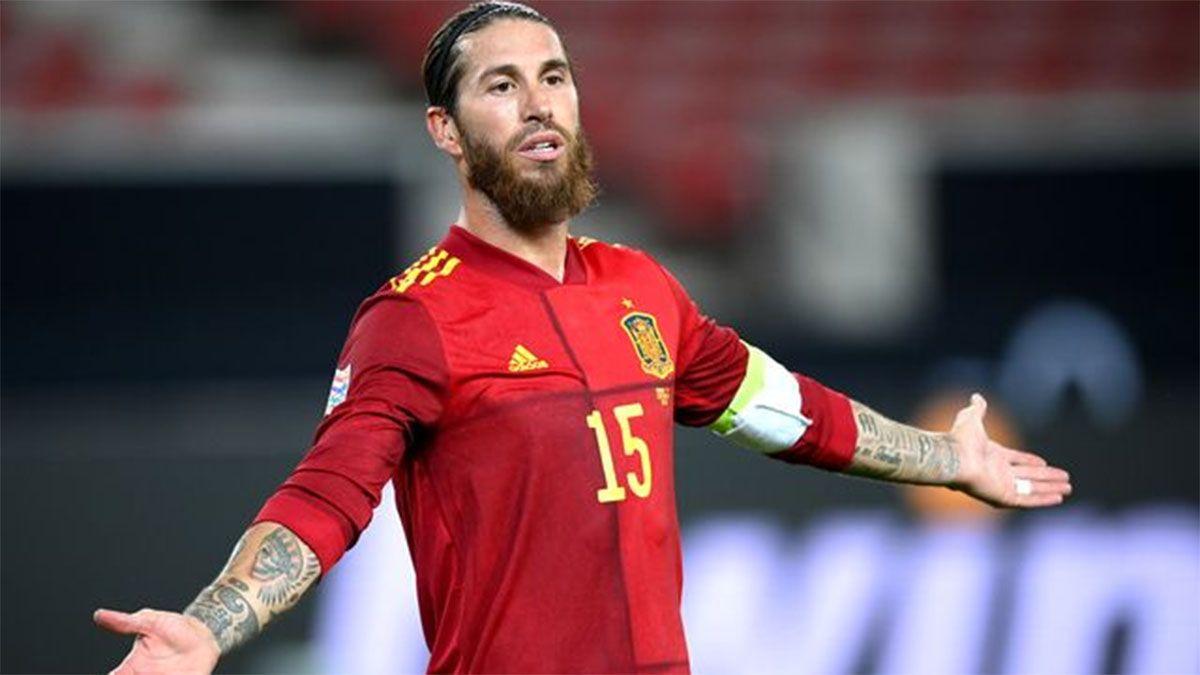Sergio Ramos causó un revuelo impensado en España